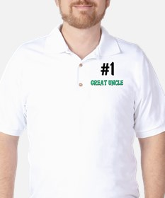 Number 1 GREAT UNCLE T-Shirt