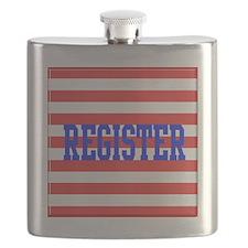 Cool Register vote Flask