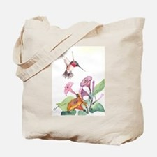 Adorable Hummers Tote Bag