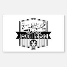 Iron Man MC 5 Decal