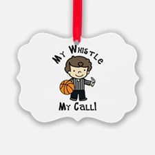 My Whistle Ornament