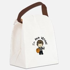 Never Wrong Canvas Lunch Bag