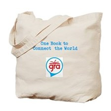 Cute Global read aloud Tote Bag