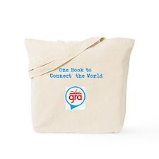 Cute Read global Tote Bag