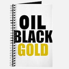 Oil Black Gold Journal