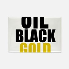 Oil Black Gold Magnets