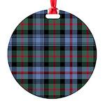 Tartan - Atholl dist. Round Ornament