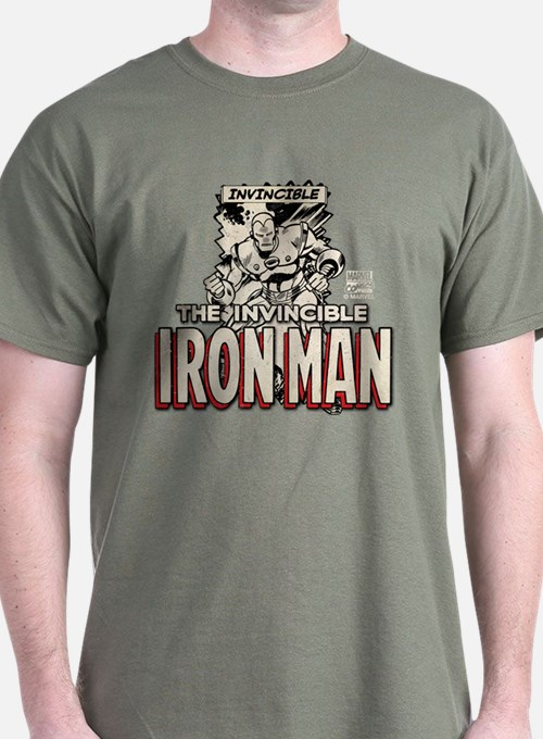 Iron Man MC 3 T-Shirt