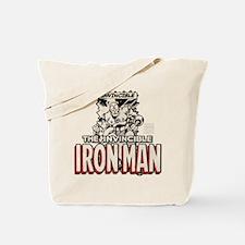 Iron Man MC 3 Tote Bag