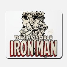 Iron Man MC 3 Mousepad
