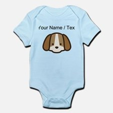 Custom Cute Puppy Body Suit