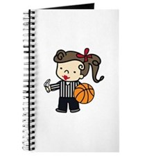 Girl Referee Journal