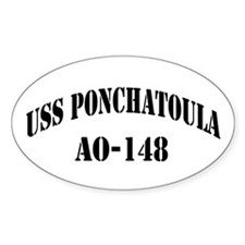 USS PONCHATOULA Decal