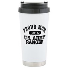 Funny Army ranger mom Travel Mug