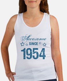 Awesome Since 1954 Women's Tank Top
