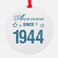 Awesome Since 1944 Ornament