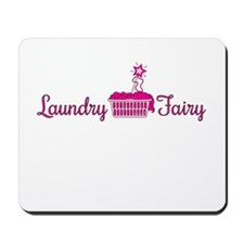 Laundry Fairy Mousepad