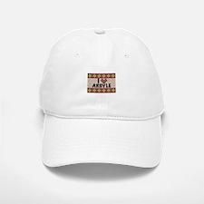 I Love Argyle Baseball Baseball Baseball Cap