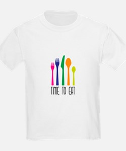 Time To Eat T-Shirt