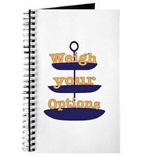 Weigh Your Options Journal
