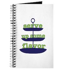 Serve Up Some Flavor Journal