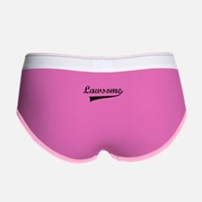 Lawsome Women's Boy Brief