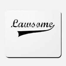 Lawsome Mousepad