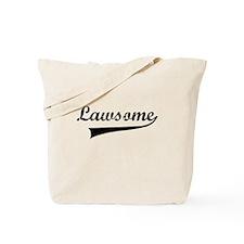 Lawsome Tote Bag