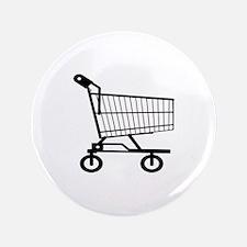 """Shopping Cart 3.5"""" Button (100 pack)"""