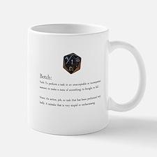 D20 Botch Mugs
