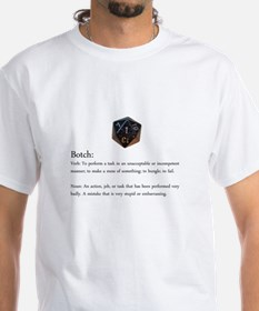 D20 Botch Men's T-Shirt