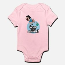 Unique Screaming Infant Bodysuit