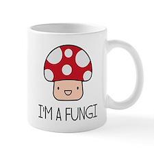 I'm a Fungi Fun Guy Mushroom Mugs