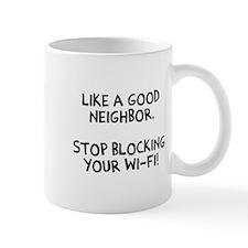 Neighbor Block Wi-Fi Mug