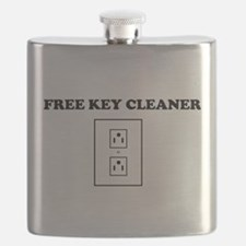 Free Key Cleaner Flask