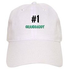 Number 1 GRANDDADDY Baseball Cap