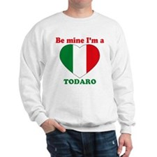 Todaro, Valentine's Day Sweatshirt