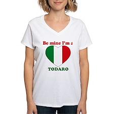 Todaro, Valentine's Day Shirt