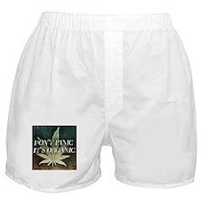 DontPanic Boxer Shorts