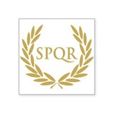 Spqr Bumper Stickers