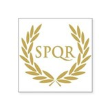 Spqr Stickers