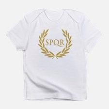 Rome SPQR Roman Senate Seal Infant T-Shirt