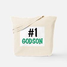 Number 1 GODSON Tote Bag