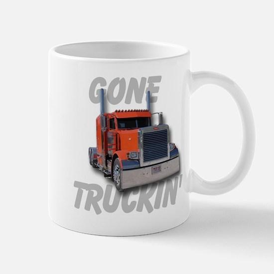 Gone Truckin' Mugs