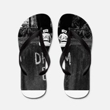 Dream Big Flip Flops