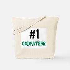 Number 1 GODFATHER Tote Bag