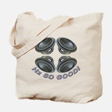 Hz So Good! Tote Bag