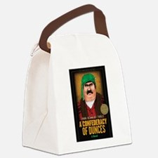 A Confederacy of Dunces Canvas Lunch Bag
