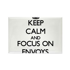 Keep Calm and focus on ENVOYS Magnets