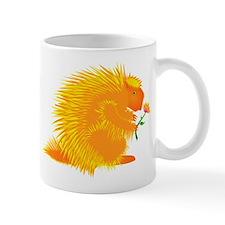 Pointie Porcupine Mug
